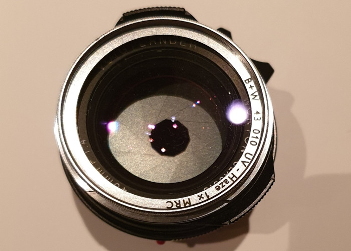 Voightlander Nokton Classic 40mm f1.4 - 1
