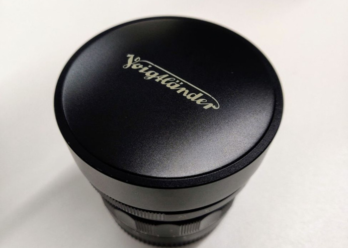 Voigtlander 10mm 5.6 E aspherical for Sony E-Mount - 2