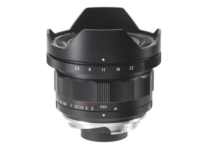 Voigtlander 10mm f5.6 VM Hyper Wide Heliar Lens - 1