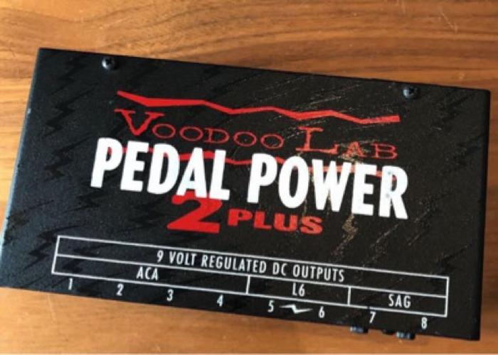 Voodoo Labs Pedal Power 2 - 1