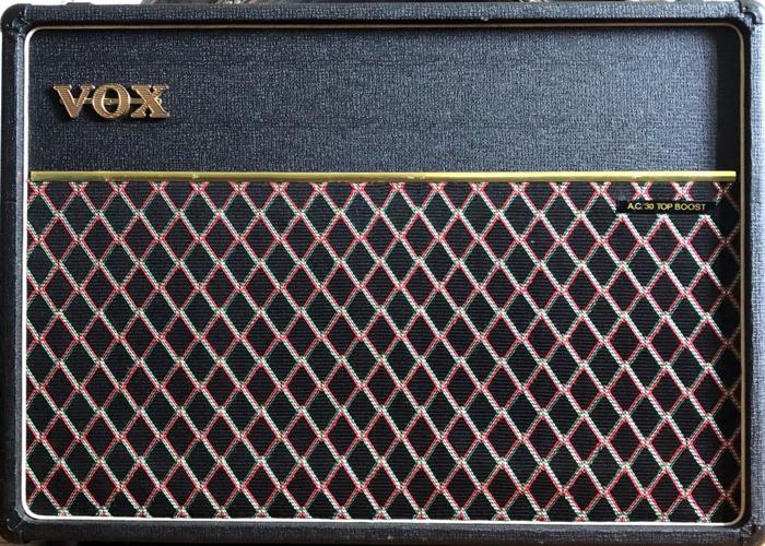 Vox AC-30 Top Boost Valve Guitar Amp - 1975 Classic - 1