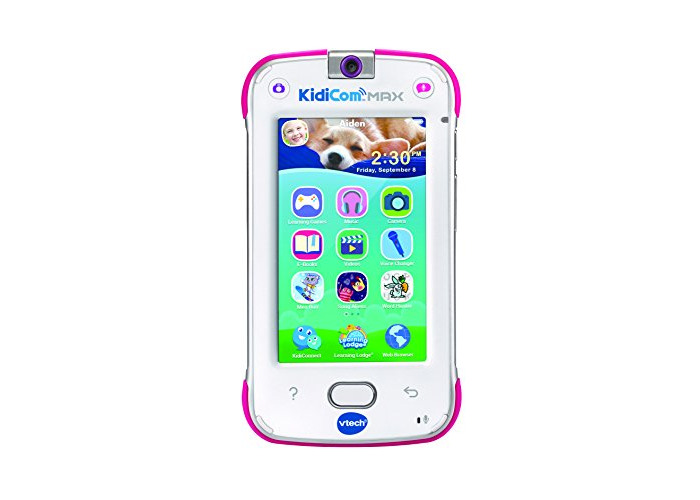 VTech 169553 Childrens Smartphone, Pink - 1