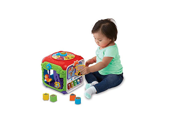 Vtech COS263656 Sort and Discover Activity Cube, Multi - 2