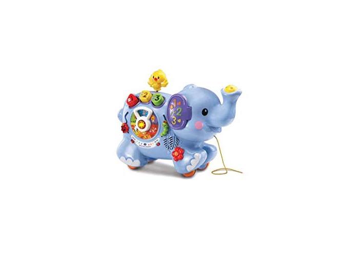VTech Pull & Play Elephant - 1