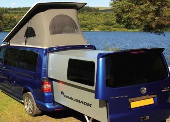 VW convertible campervan  - 1