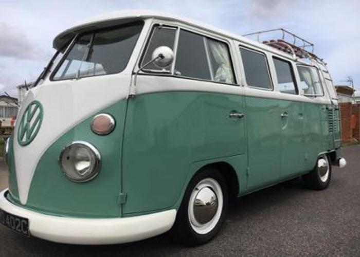 VW Splitscreen campervan - 1