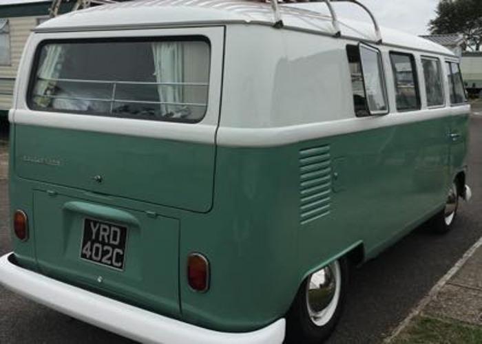 VW Splitscreen campervan - 2
