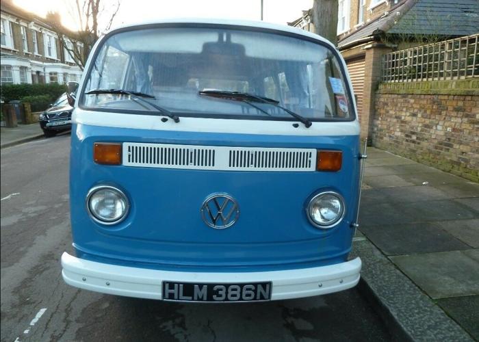 Buy VW T2 Campervan 1975 Devon Conversion RHD | Fat Llama