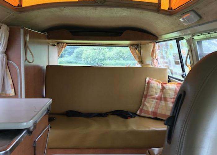 VW T2 Campervan - 2