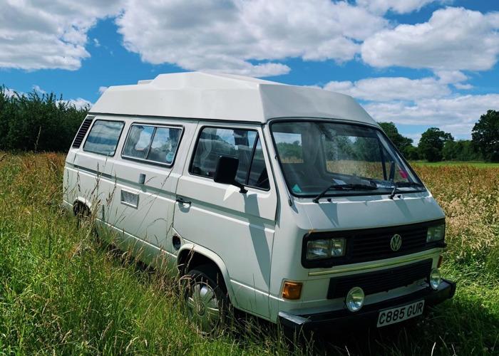 VW T25 Campervan  - 1