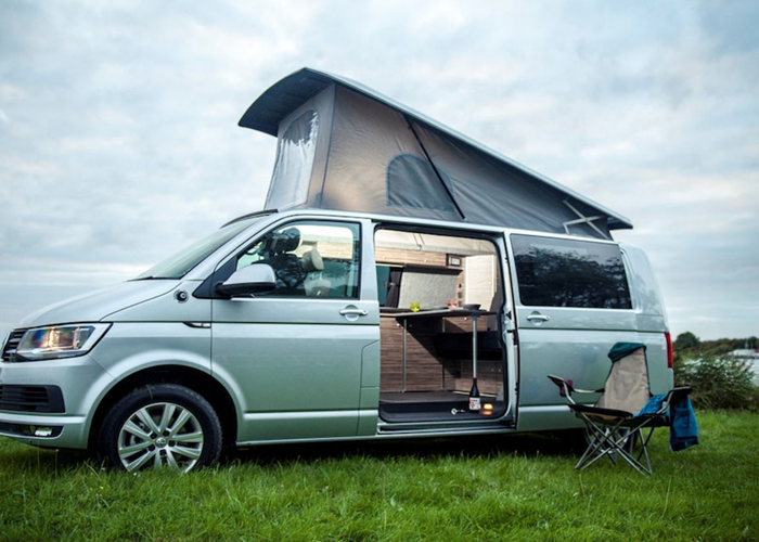 VW T6 Campervan - 1