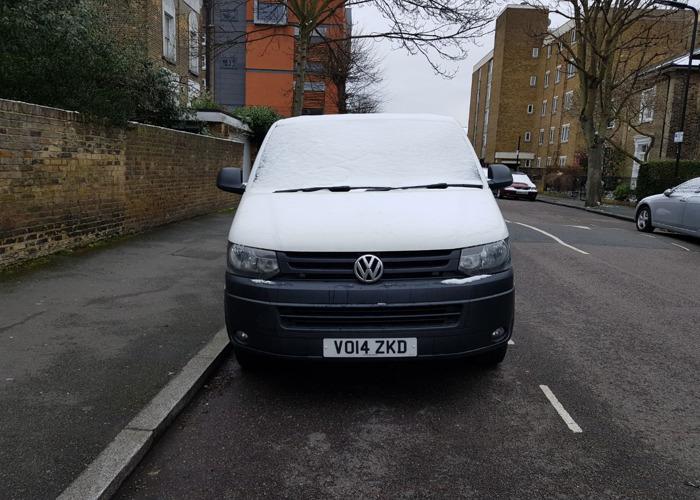 VW Transporter Panel Van 4wd - 1