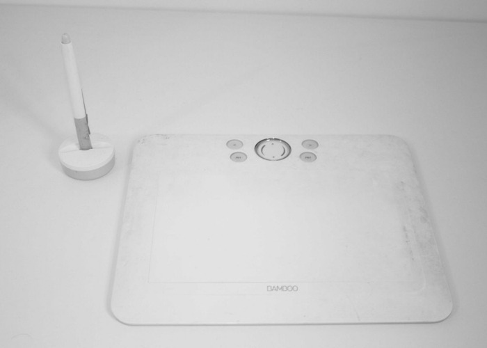 Wacom Bamboo Fun Tablet - 1