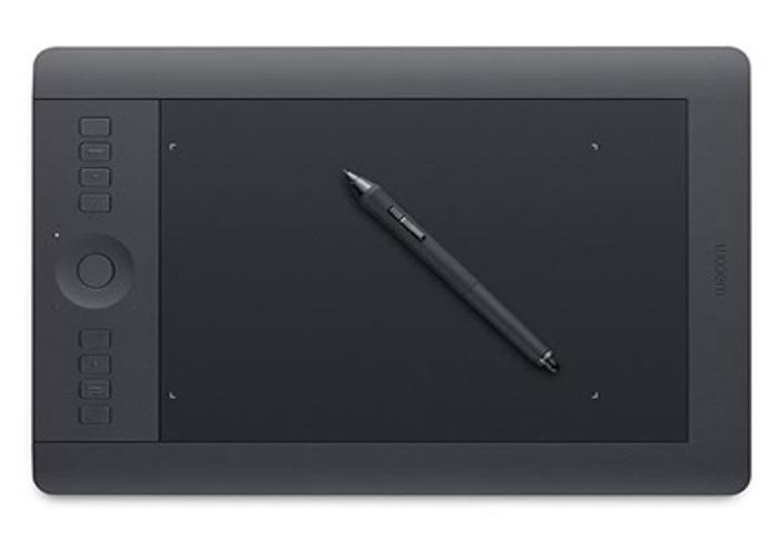 Wacom Intuos Pro Medium Graphics Tablet - 1