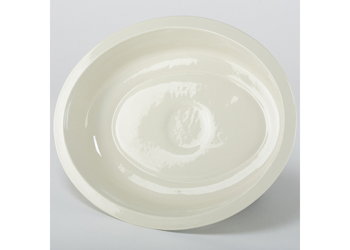 Wade Oval Pie Dish, 12-Inch by Wade Ceramics - 1