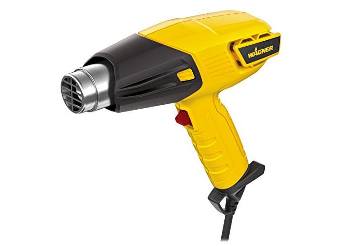 Wagner Heat Gun Furno 300, 400°C/575°C, 1600 W, airflow capacity 675 l/min, ergonomic handle, heat Shield, dual Stabilizers - 1