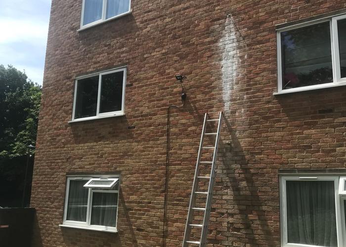 Wall Ladder - 2