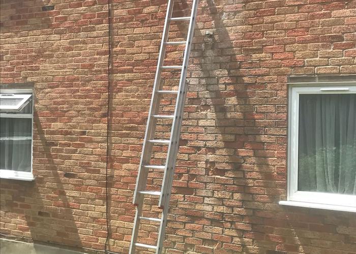Wall Ladder - 1