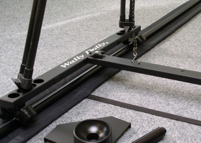 Wally Dolly Track And Dolly / Slider - 1