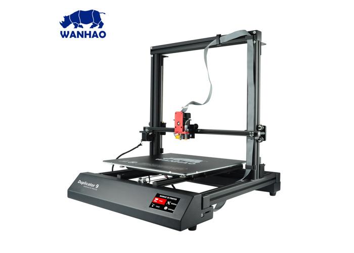 Wanhao Duplicator D9 Mark I/400 -40*40*40 mm - 1