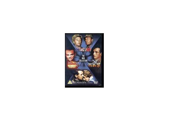 WAR COLLECTION 2 DISC 4 FILMS [DVD] - 1