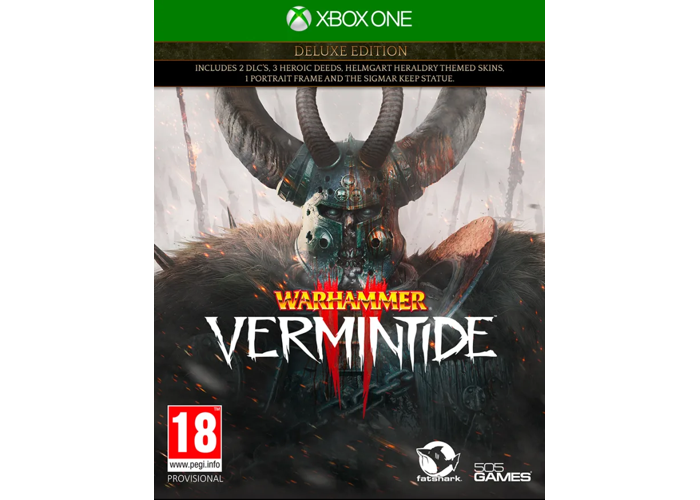 Warhammer Vermintide 2 Deluxe Edition (Xbox One) - 1