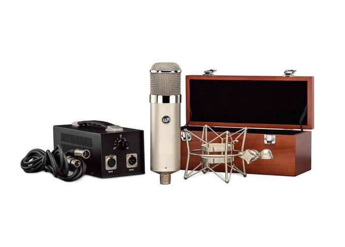 Warm Audio WA-47 condenser microphone - 1