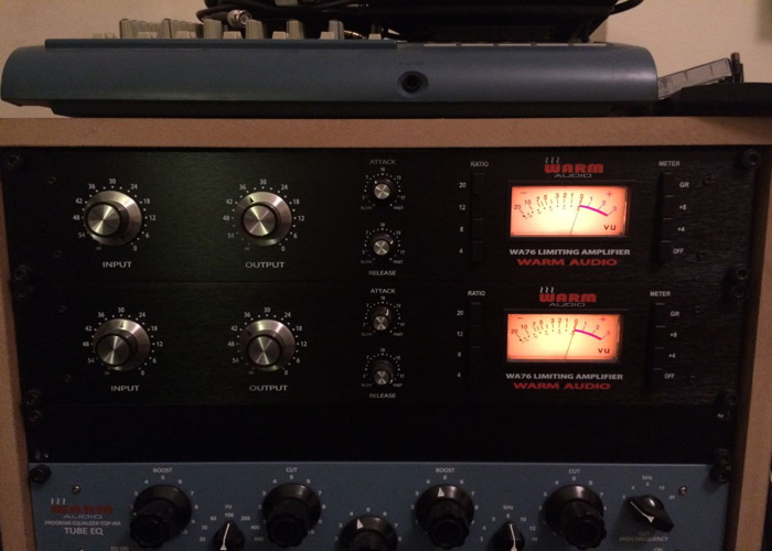 Rent Warm Audio WA-76 Compressor Limiter 1176 clone in London