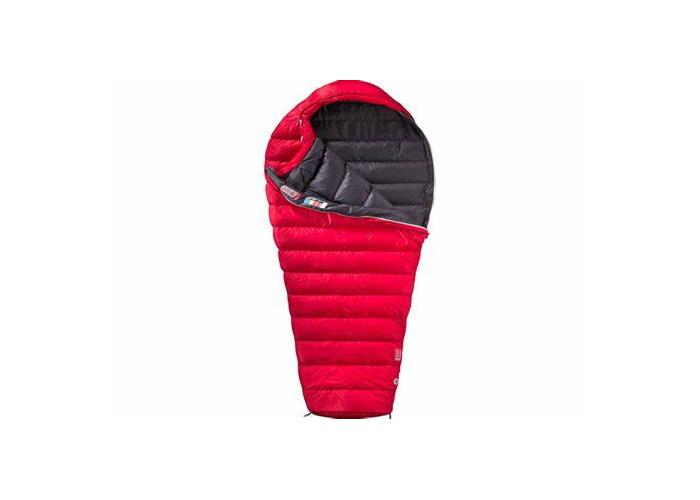 Warm sleeping bag - 1
