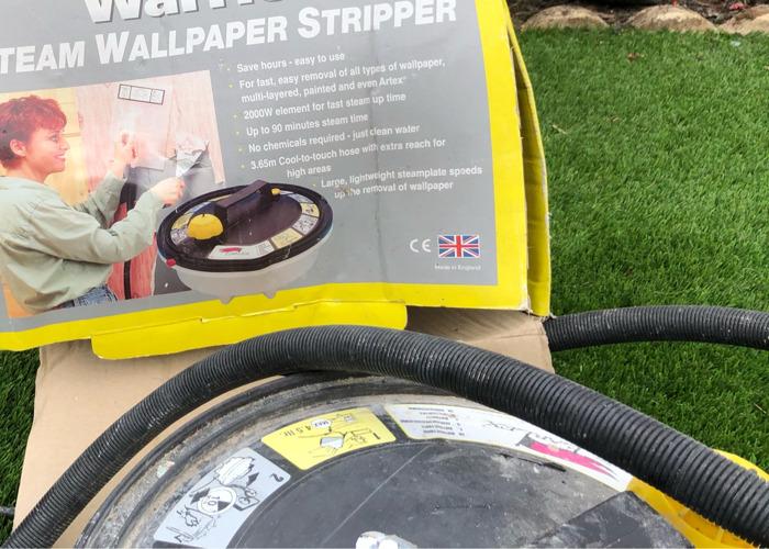 Warrior Steam Wallpaper Stripper - 2