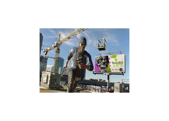 Watch Dogs 2 - 1