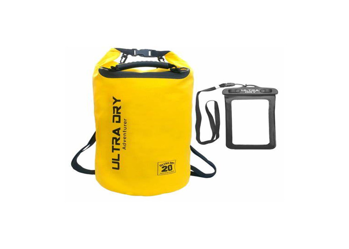 Waterproof Bag and long adjustable Shoulder Strap Included, Perfect for Kayaking/Boating/Canoeing/Fishing/Rafting/Swimming/Camping/Snowboarding - 1