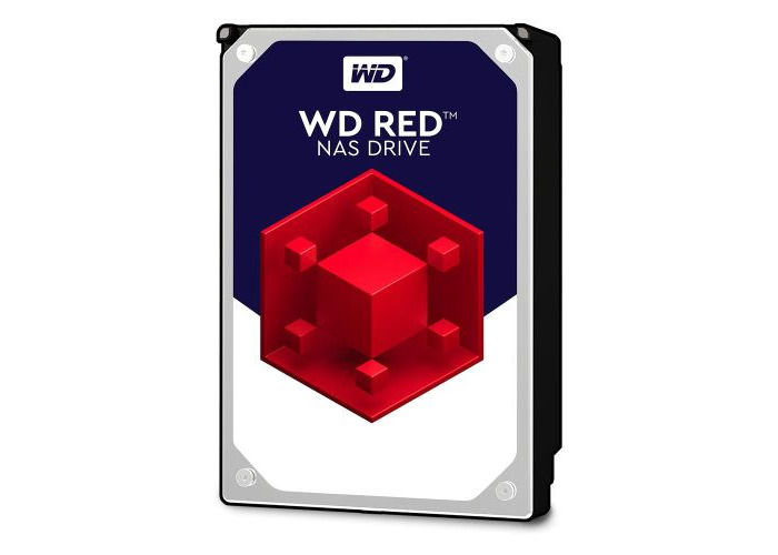 "WD 3.5"", 1TB, SATA3, Red Series NAS Hard Drive, 5400RPM, 64MB Cache - 1"