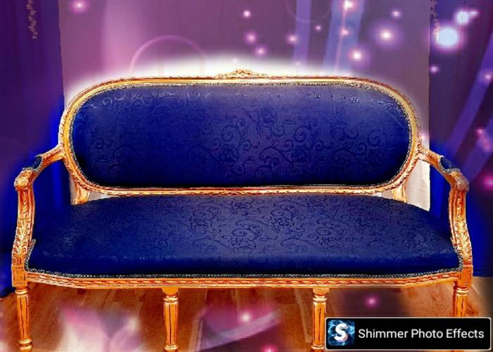 Wedding / film / occasional  sofa chair - 1