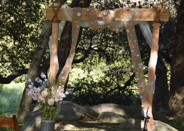 Wedding arbor - 1