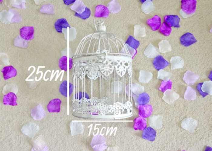 Wedding Bird Cages - Table Decorations - 2