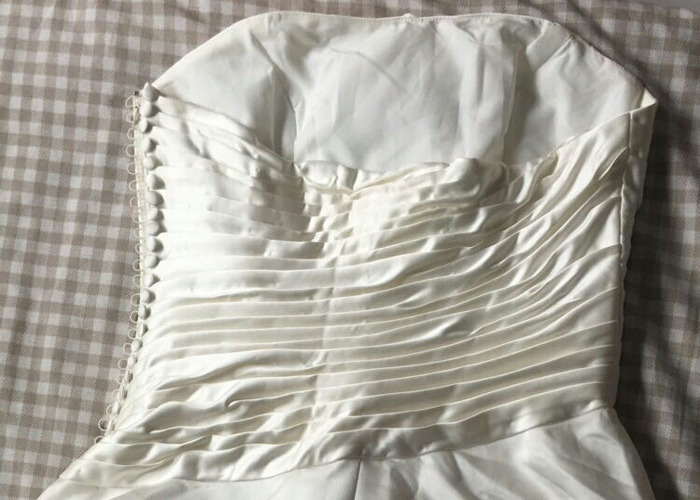 Wedding Dress - Size 10 - 2