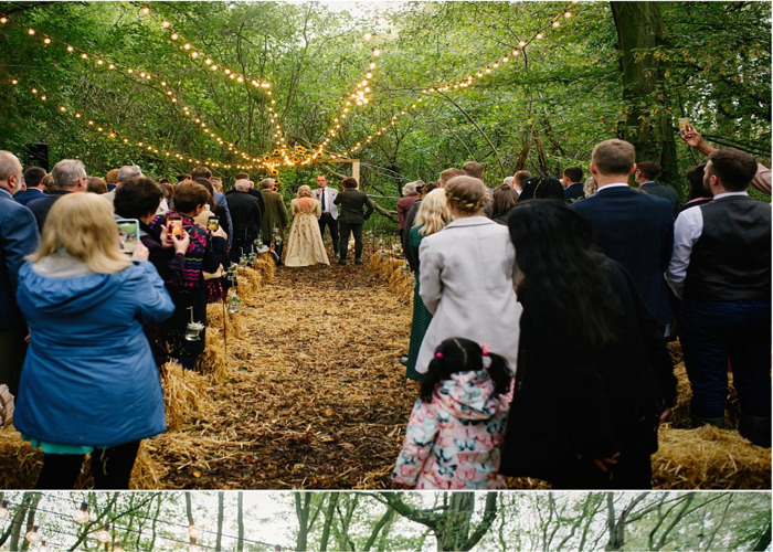 Wedding/ Garden party fairy light & festoon lighting package - 1