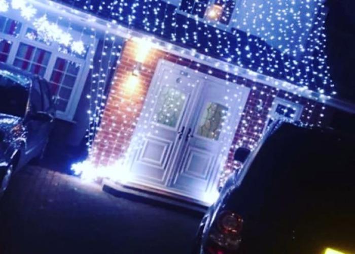 Wedding House Lights - 1