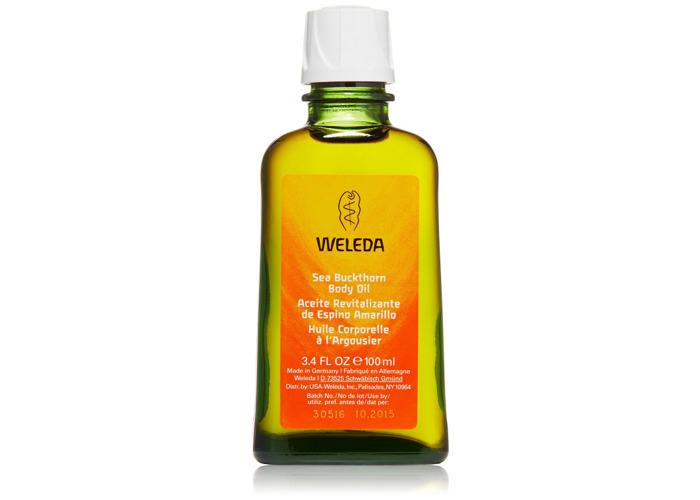Weleda - Sea Buckthorn Body Oil - 3.4 oz. - 2