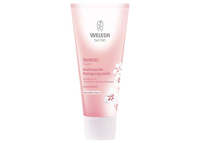 Weleda Organic Almond Soothing Natural Cleansing Lotion 75ml - 1