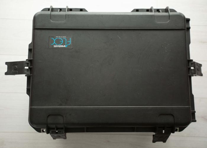 Westcott Flex Bi-Color LED 2-Light Cine Travel Kit (1' X 1') - 2