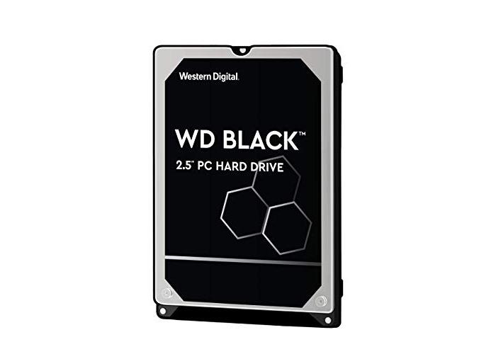 Western Digital Black Mobile 500GB Serial ATA III - internal hard drives (Serial ATA III, HDD, 0-60 °C, -40-65 °C) - 1
