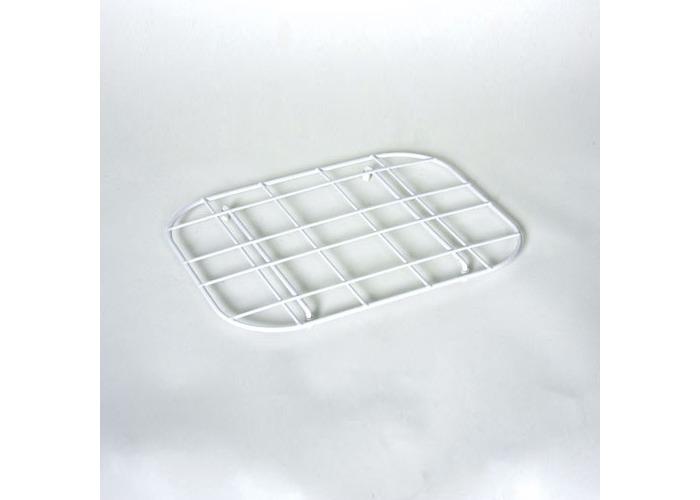 White Standard Sink Mat - 1