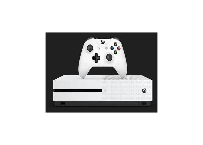 White Xbox 1 - 1