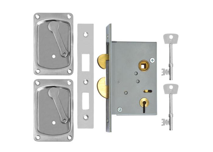 WILLENHALL LOCKS 3500 Locking Hookbolt - 75mm SC KD  - 1