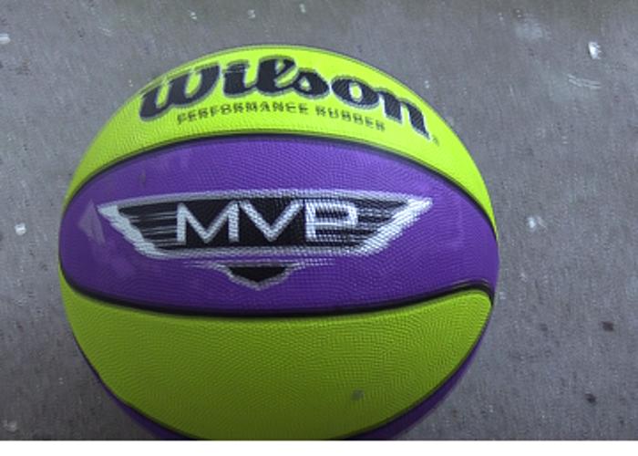 Wilson Outdoor basketball Rough Surfaces Asphalt Syntheti - 2