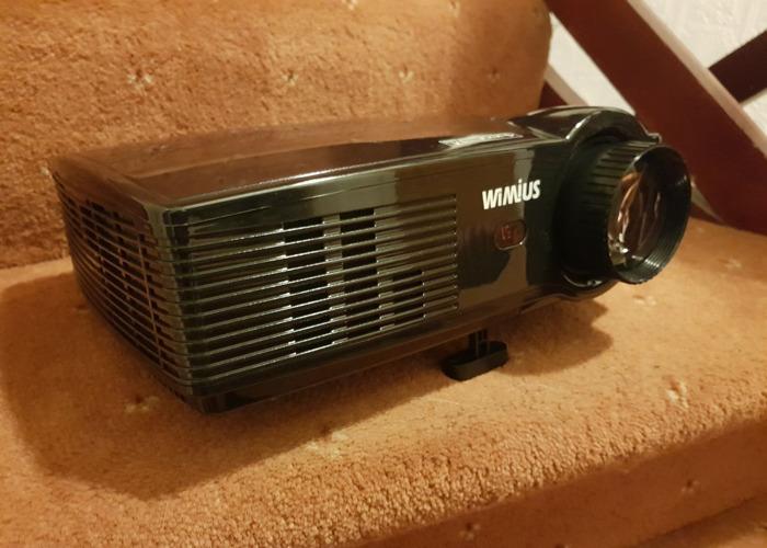 Wimius HD Projector  - 1
