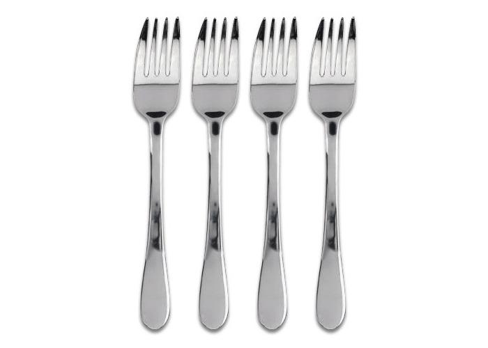 Windsor Stainless Steel Dinner Forks Set of 4 - 2