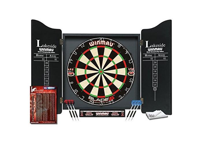 Winmau Lakeside World Championship Edition Dart Set - 1